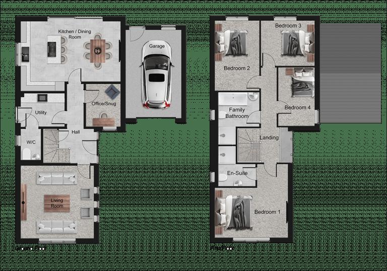 Abingdon Floor Plan